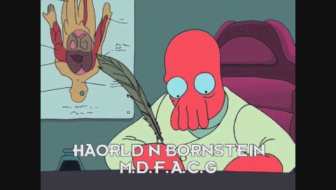 "3/3 Donald J. Trump's, official ""Medical Report"", as read by Dr. John A. Zoidberg. #MakeAmericaBrannigan https://t.co/r8me1TmSn6"