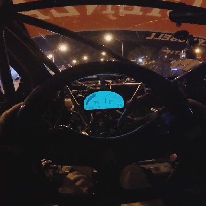 260 km/h en el tunel SubFluvial