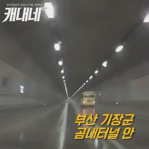 부산 기장군 곰내터널 유치원버스 사고 동영상 감동 입니다.