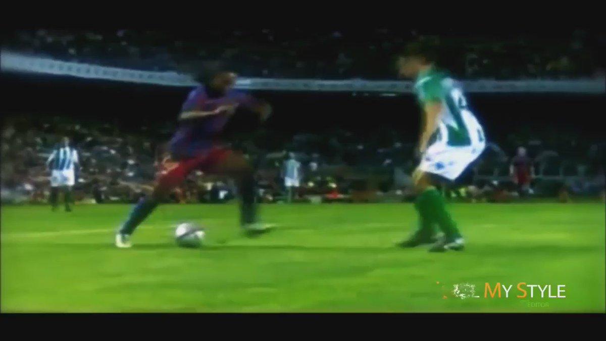 RT @90sfootball: Happy Birthday Ronaldinho! https://t.co/krRmeVT4K8