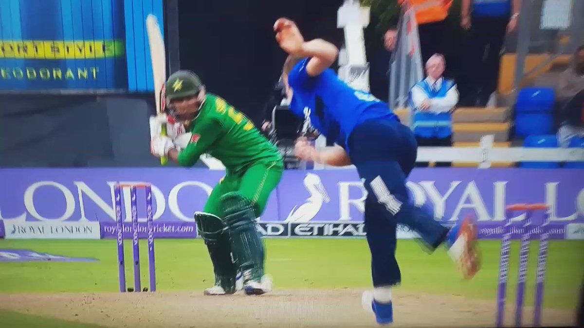 Pakistan wins 5th ODI, England win series 4-1