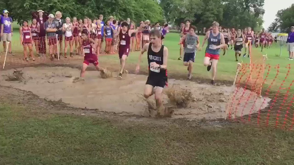 So this happened! XC is in full swing!!  Video was brought to us by our friend @billydakid21 https://t.co/QXohRXVR3S