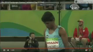 In case you haven't already seen it. Mariyappan Thangavelu. Saw it 5 times and am still blown by it. Just incredible https://t.co/UdgLNRn3iZ