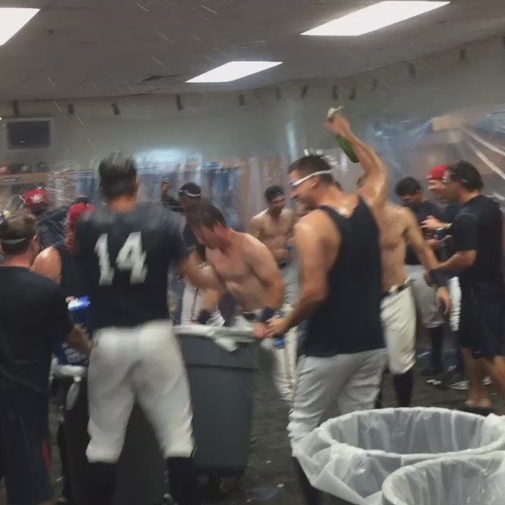 Celebrate! #MBraves are going to the 'ship & will face Jackson (TN) Monday in game 1. https://t.co/tiLsnSbvDG