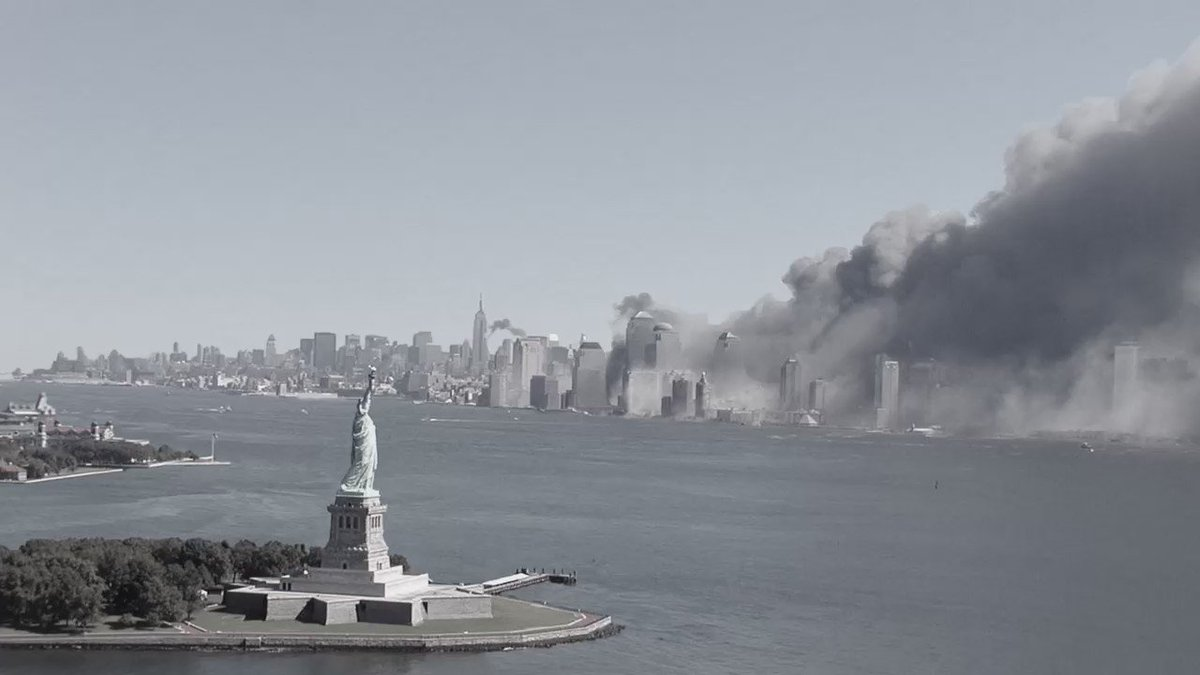 We remember and honor the lives of those lost on 9/11. We come together to protect, serve and support. #NeverForget https://t.co/IQaWrSPGLx