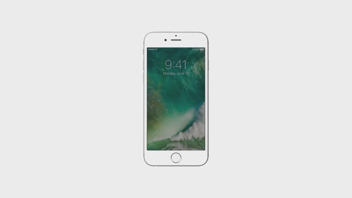 Daha kişisel. Daha güçlü. Daha eğlenceli. #iOS10 Bu Akşam Sizlerle. https://t.co/tlInNCIrJc