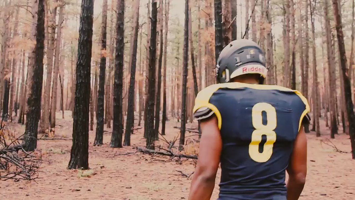 Teaser to this year's @NAU_Football intro video.  See you in the Skydome on Saturday! Kickoff at 4 PM. #NAUStrong https://t.co/vCDxrdvwZB