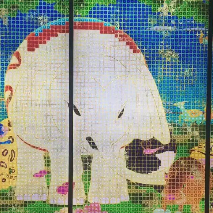 「KENPOKU ART 2016 茨城県北芸術祭」いよいよ開催。まずはチームラボ作品をチラ見せ!文字に触れるとイメージが現れます https://t.co/DgmnUbpN8k #KENPOKU #TABapp #ミューぽん https://t.co/kTlDIeXJPH