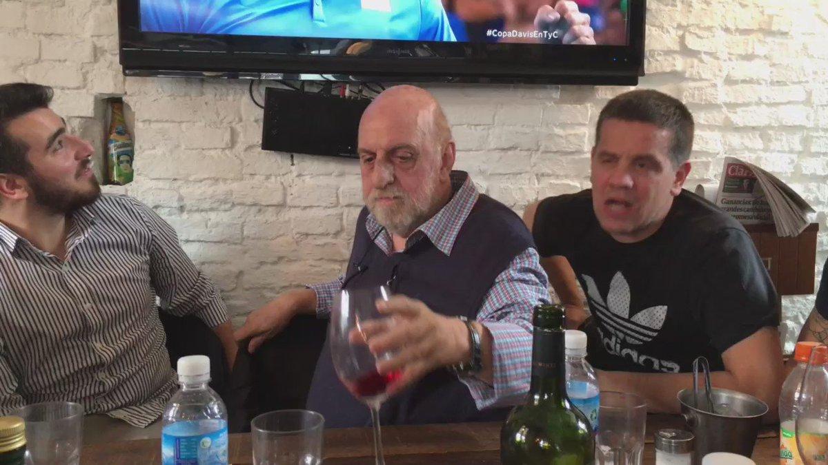 #VamosArgentina!!!! @HoracioPagani lo anticipó en el almuerzo de @EstudioFutbol Es Campeón Mundial!! https://t.co/UXWizS7fd6