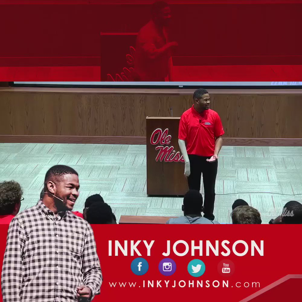 A little morning motivation from Inky for ya… RT @InkyJohnson: Do you believe you? https://t.co/MAHNpbORbS