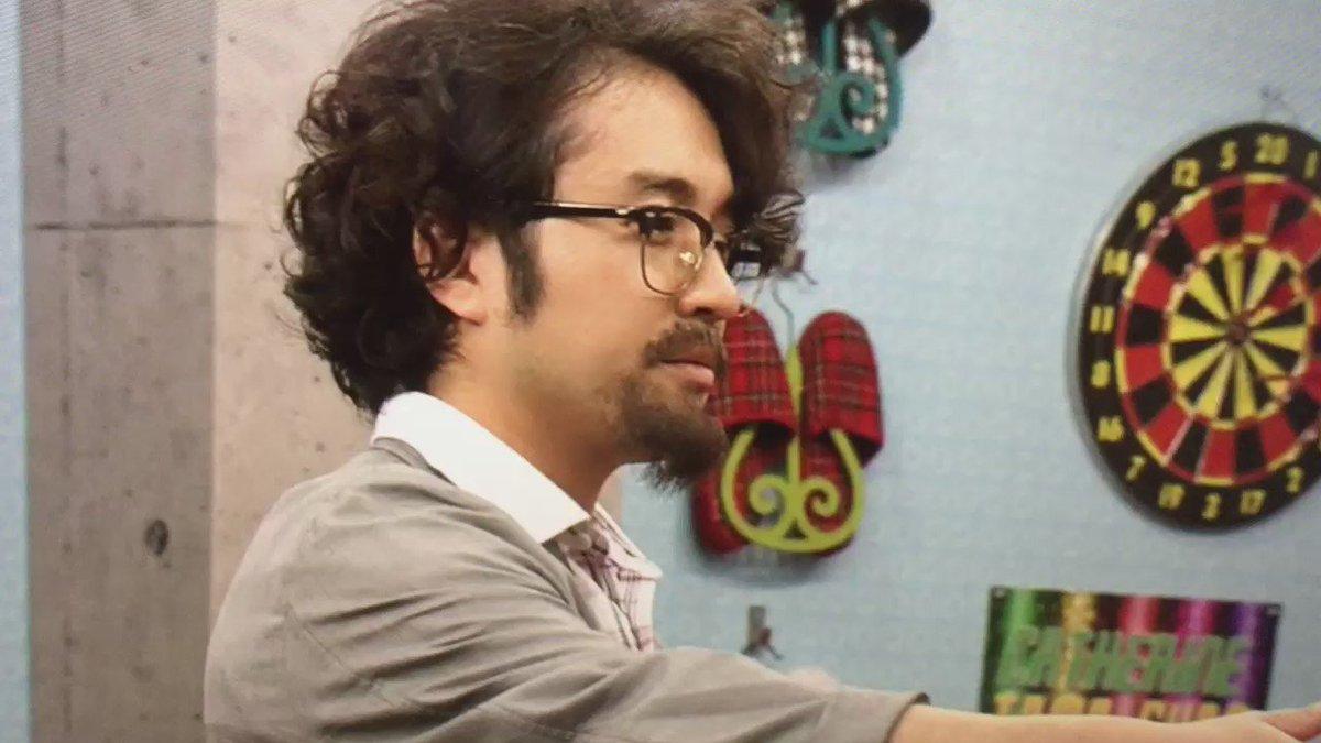 ウレロ 未完成 第2話  髭とメガネとヅラが似合う俳優 あっ、これヅラじゃないね。