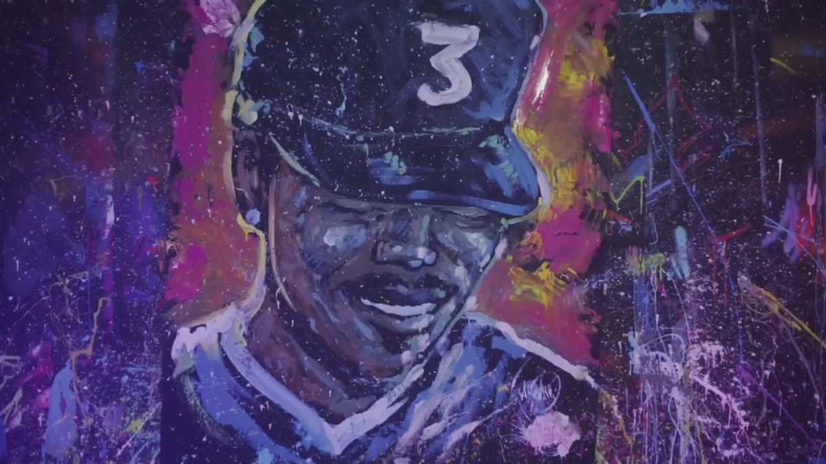 MUSIC IS ALL WE GOT. @chancetherapper #MagnificentColoringDay https://t.co/egBQXc61km