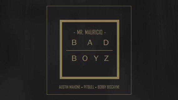 The OFFICIAL lyric video to my new single #BadBoyz ft @pitbull @AustinMahone @BobbyBiscayne , on @Vevo & @YouTube https://t.co/neK7Ha8NeH