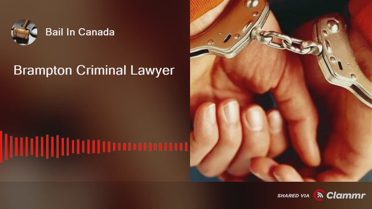 Thumbnail for Criminal Lawyers Brampton