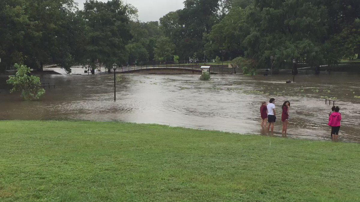 Sewell Park at @txst
