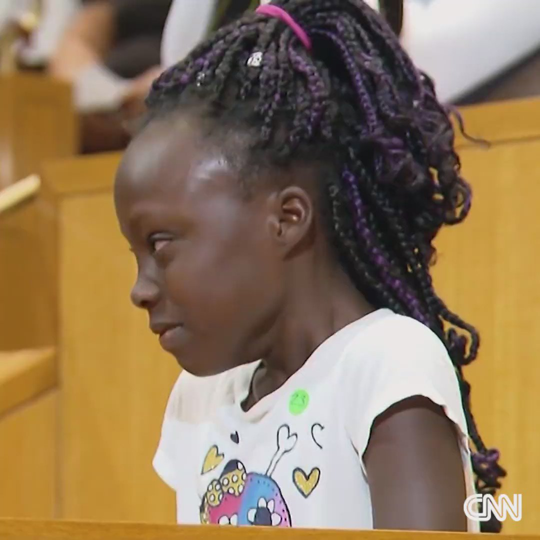 (@CNN VIDEO) 9yr-old Charlotte Girl Tearfully Speaks to Charlotte City Council - 'I Can't Stand How We're Treated.' https://t.co/YLKf9ib3SD