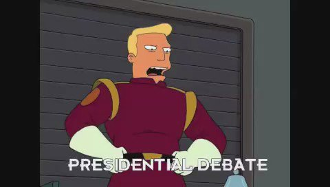 Zapp presents Donald J Trump quotations from the presidential debate. https://t.co/z7aIQD2adO