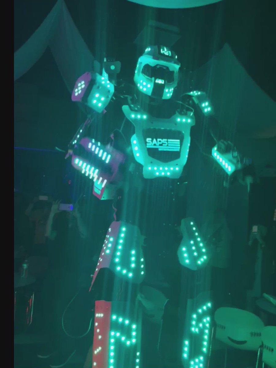 And dancing robots, too! FantasticFest