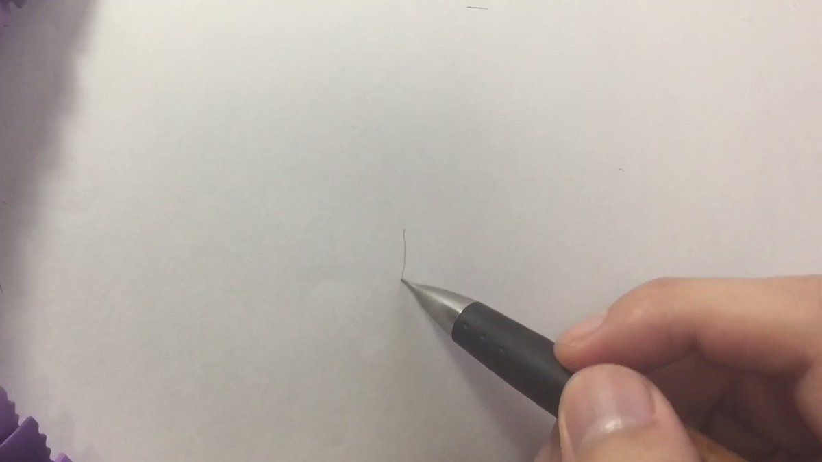 【2分で分かる‼️】✨立体感を120%引き出す✨🌲樹木の描き方🌲 pic.twitter.com/BA3tzgBIrz