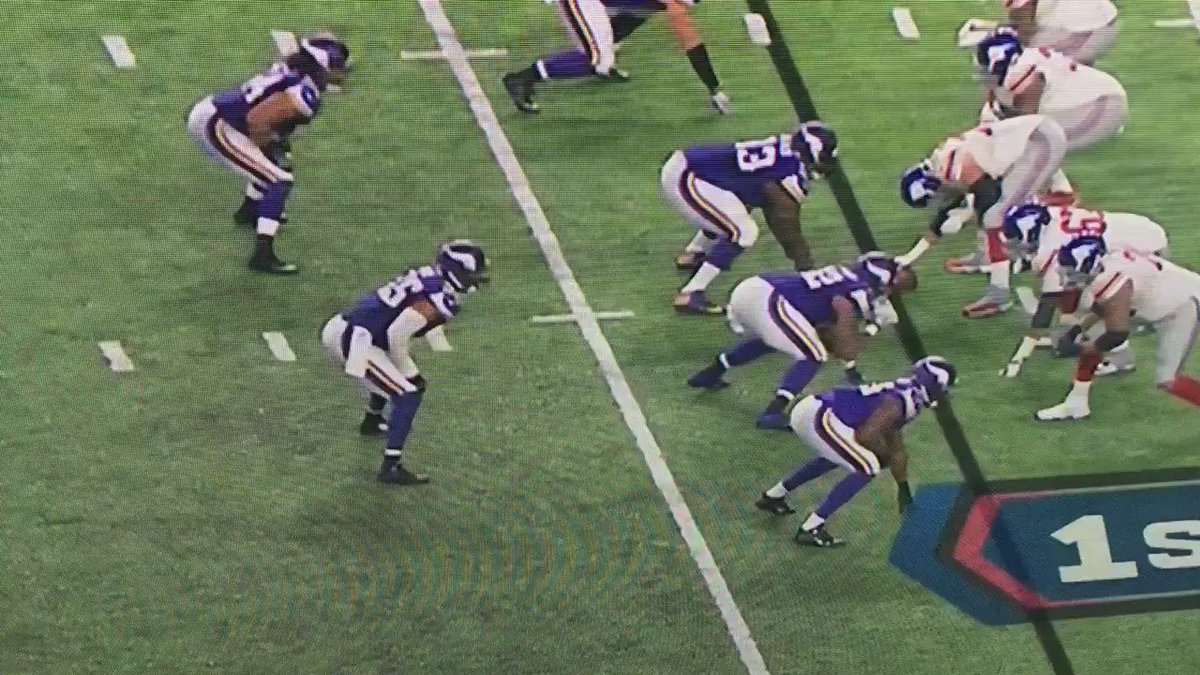 Here's why Larry Donnell is hurt ...