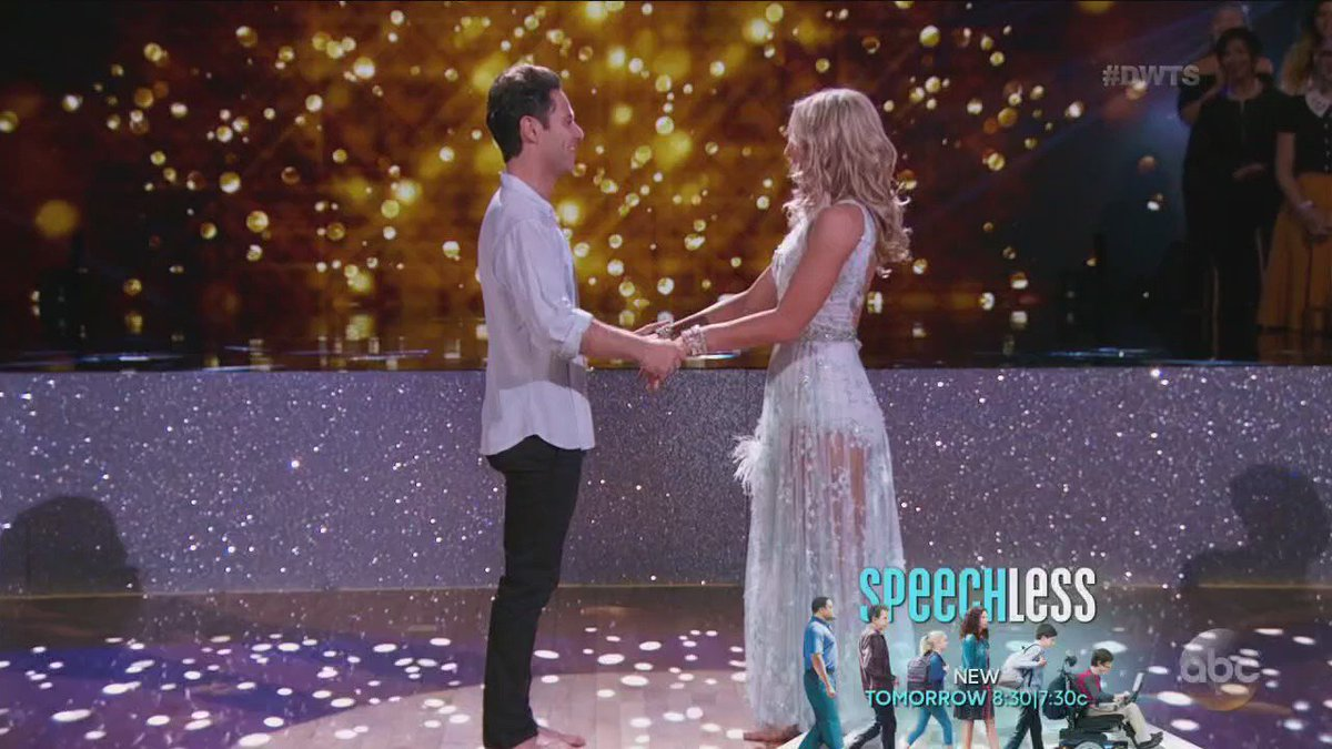 Here's the Sasha and Emma proposal!! #DWTS https://t.co/ueYs3A2fEQ