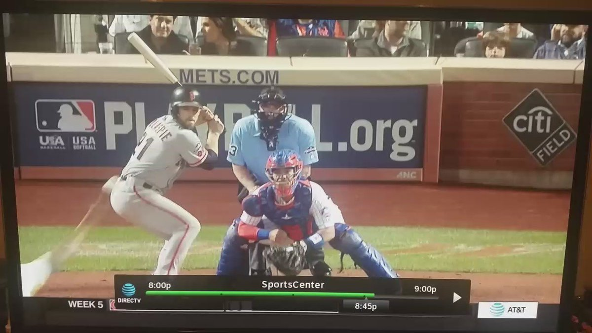 All 3 radio calls of Gillespie's homer, ESPN Radio, Jon Miller on Giants radio, Howie Rose on Mets radio. https://t.co/xH4uX0D3tn
