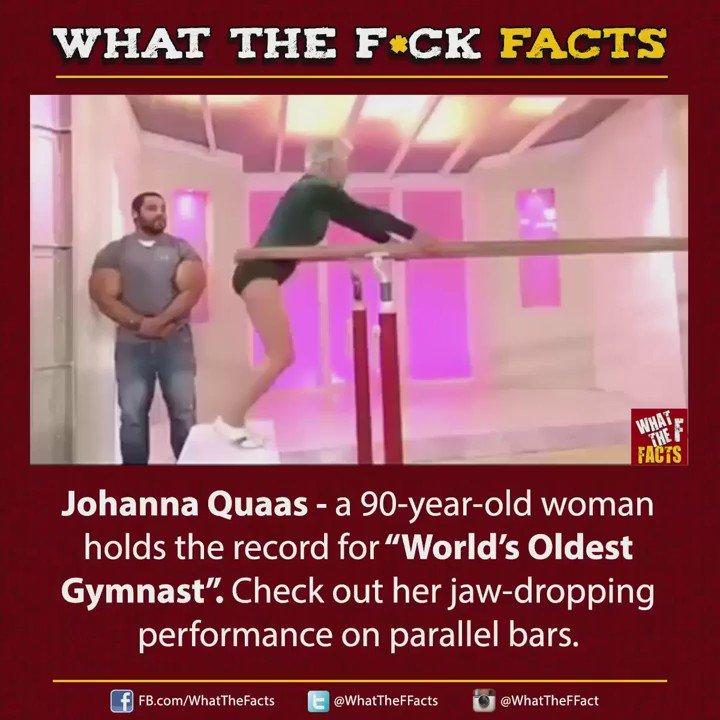 You go grandma!