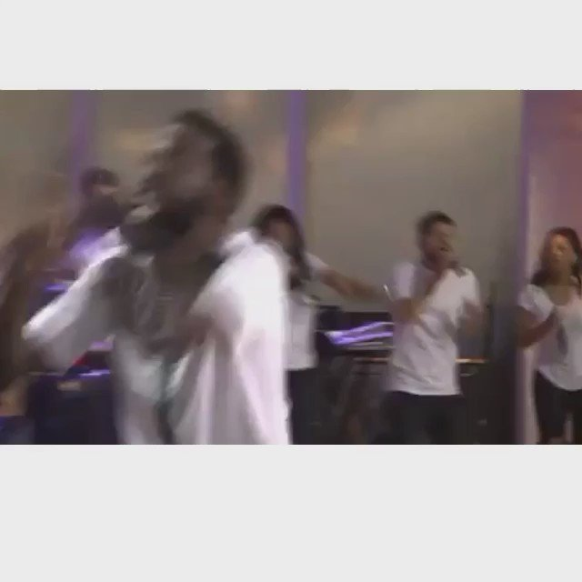 """NOTHING LIKE AFRICAN PRAISE AND WORSHIP !!! I did my """"AFRICAN medley""""  on @JoyfulNoiseBET DNT MISS IT! #Sun9AM #BET https://t.co/ydrgDf0ckY"""