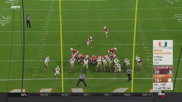 FSU's DeMarcus Walker blocks Canes extra point to win game of Seminoles