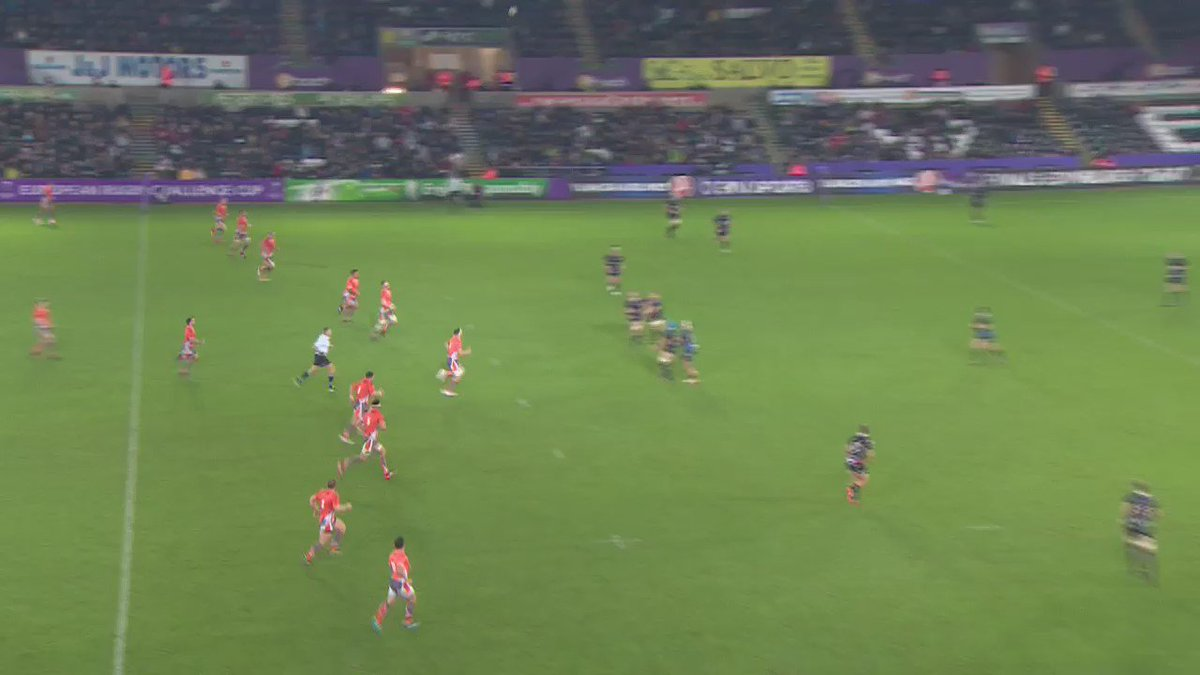 Check out Man of the Match Justin Tipuric's contender for try of the season!