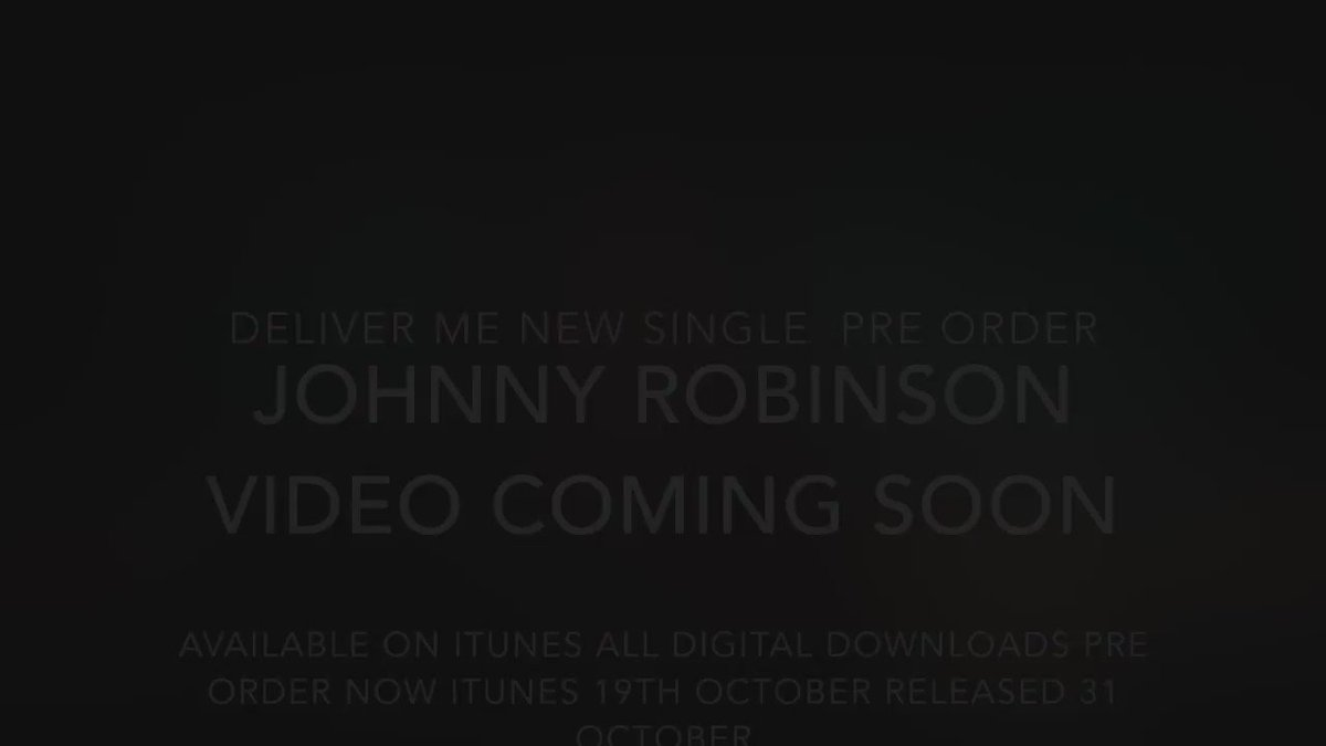 Update Teaser Trailer  XFactor Johnny Robinson  NEW SINGLE DELIVER ME  PREORDER Now  https://t.co/bSVd10SMLY https://t.co/mbBdWLAcjV