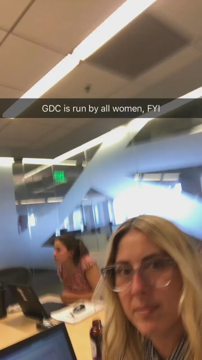 A bunch of (nasty™) women, getting things done. As usual. https://t.co/7dXKyM6VLu