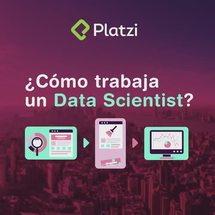 ¿Quieres ser un Data Scientists?  Aprende qué es ETL y cómo trabaja un Data Scientist de verdad: https://t.co/CNTM8WbpUh