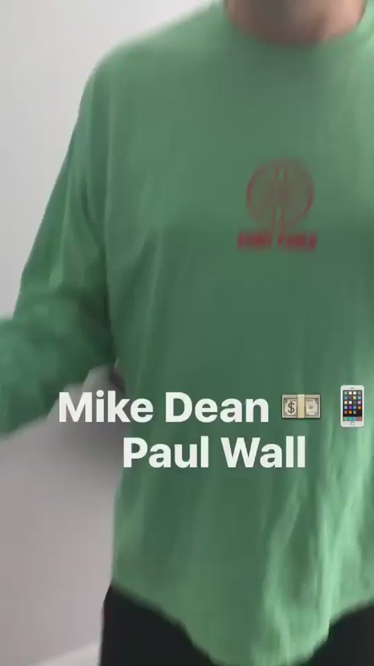 RT @therealmikedean: @paulwallbaby love the new record https://t.co/pVZfL0Svpq