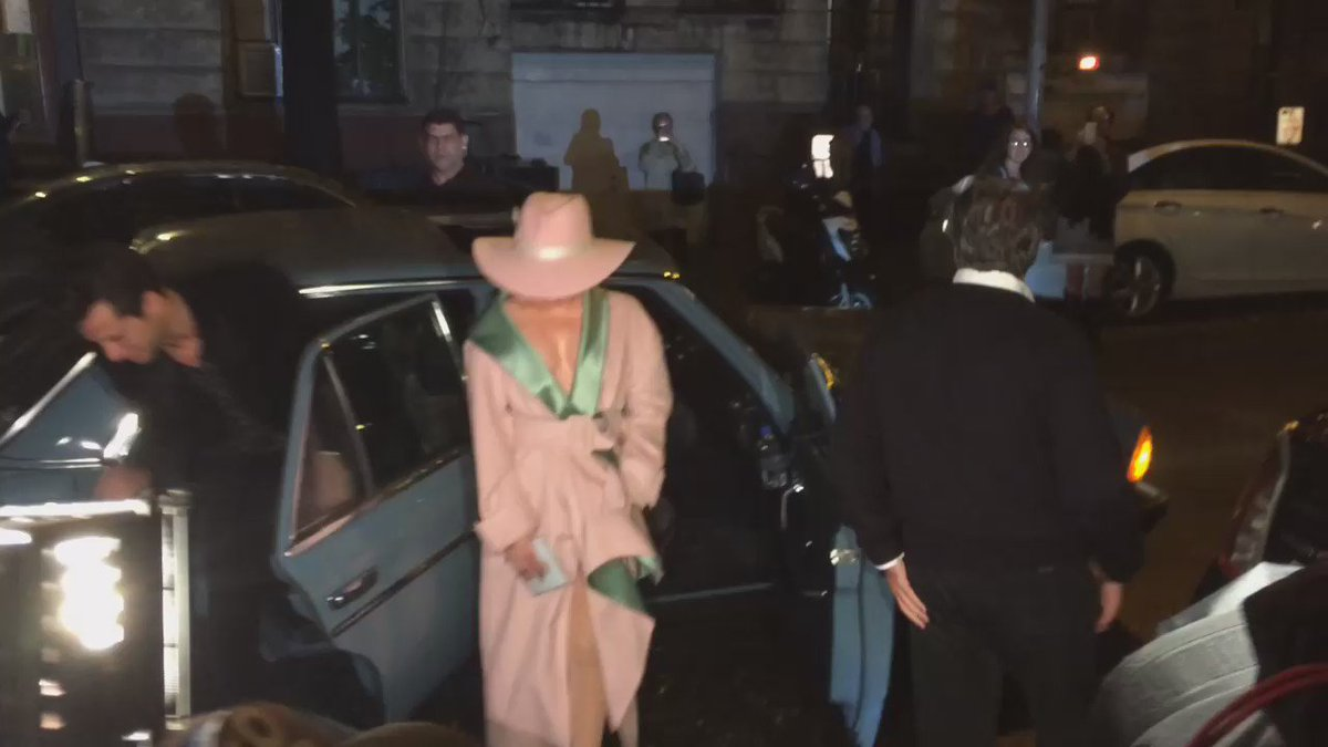 Getting a little up close with @ladygaga for my story tonight!
