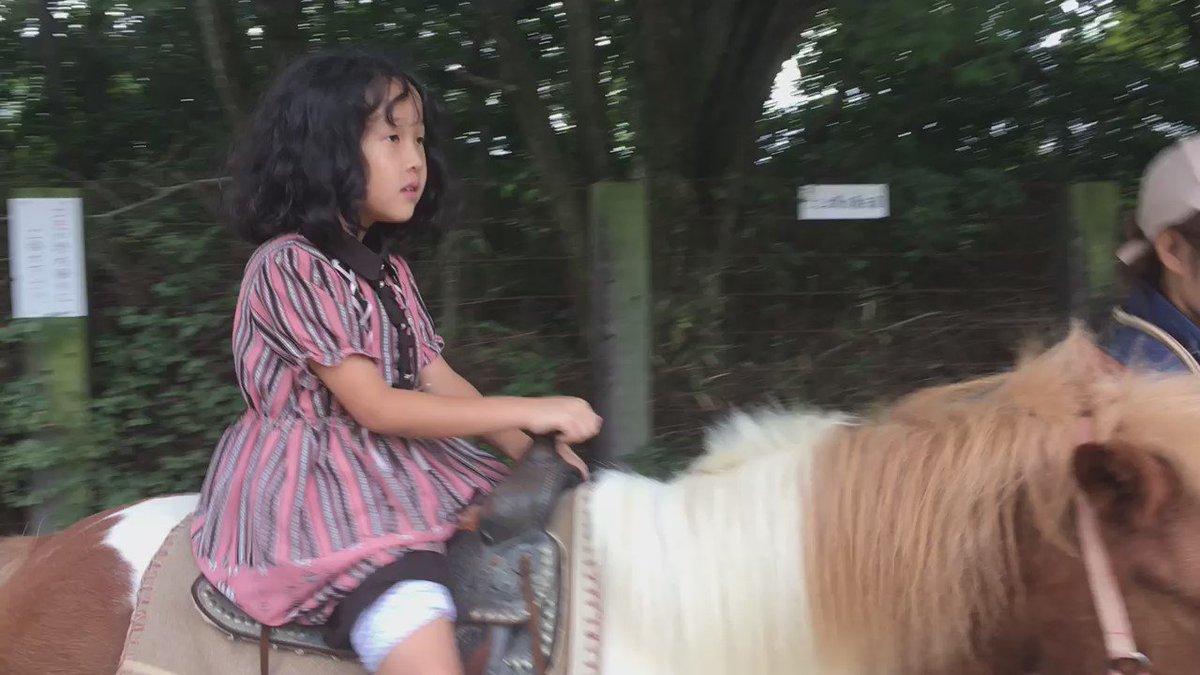 乗馬2♩ https://t.co/32DcOnJX0B