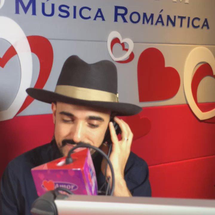 Escucha la nueva canción de @abelpintos en @amor953