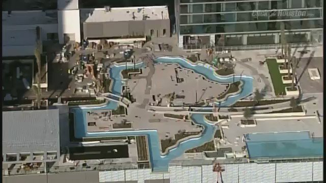Check out the new Houston hotel with a Texas-shaped pool kprc2