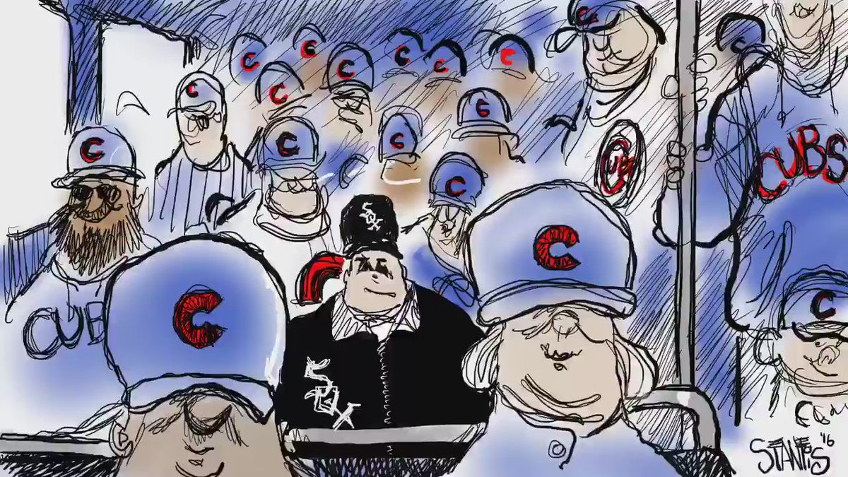 Do you have a caption for @sstantis' new WorldSeries cartoon? Enter the contest