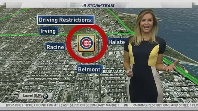 Going to Wrigleyville this weekend? Here's what you need to know. @KyeMartinNBC @NBCSky5