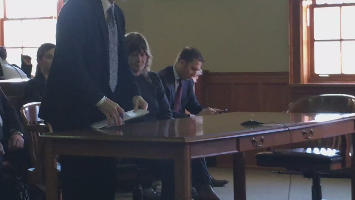 Happening Now: former Plymouth Canton schools employee request reduced bond on charges of sexual relationship w/teen