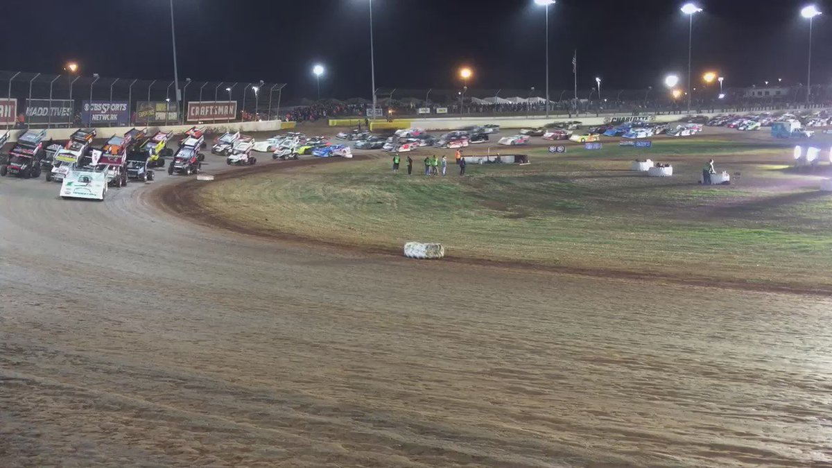 One track. Three Series. Four-Wide. #WorldFinals