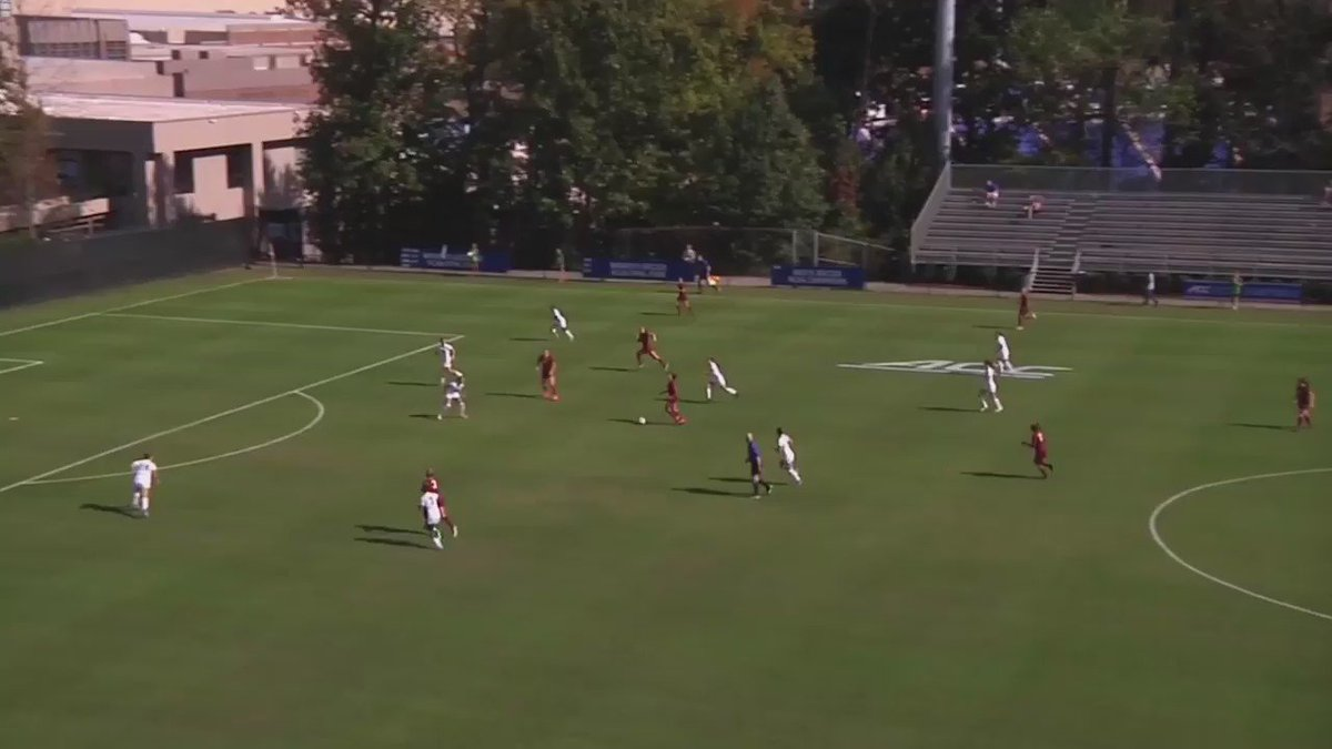 One of the best goals you will see all year, courtesy of @deynac18. #GoNoles https://t.co/ho7joKVI9I