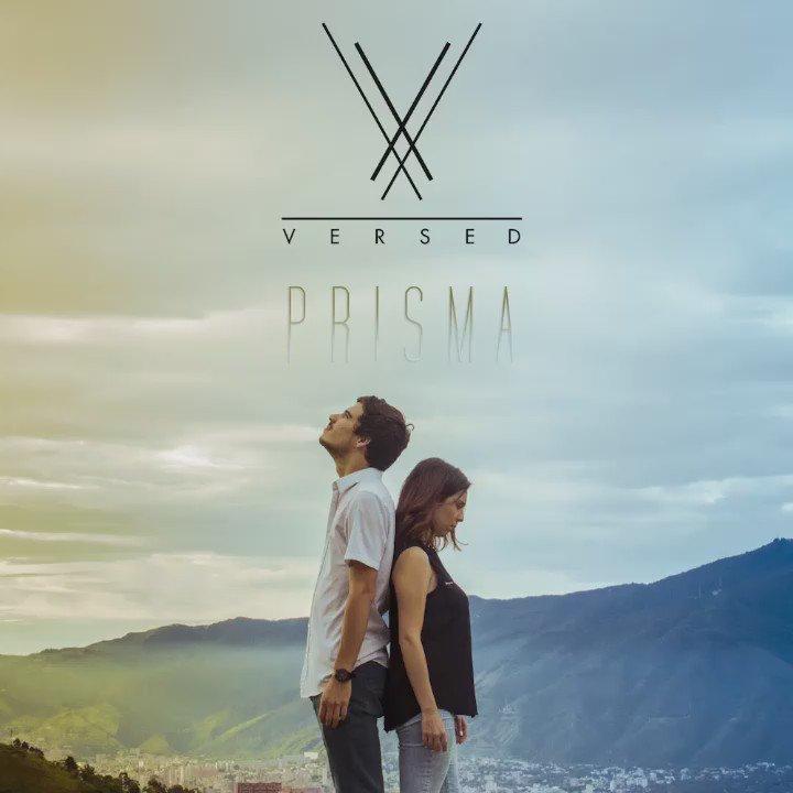 Desde YA puedes escuchar #Prisma, nuestro nuevo sencillo promocional, haciendo click aquí: https://t.co/6cAWbYQhda https://t.co/CxmcgSl1ae