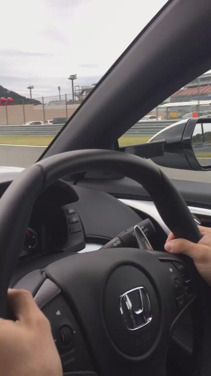 車内から加速を楽しんで下さい! https://t.co/fjv4hIiaLs