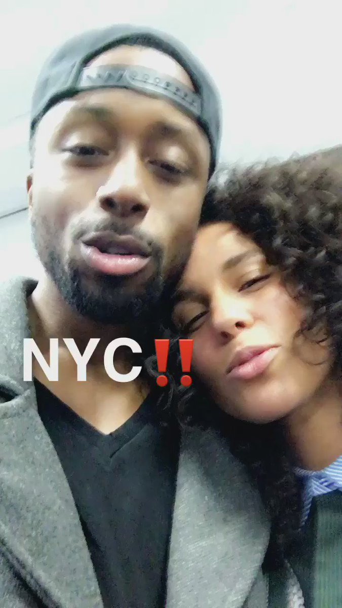 I know you wasn't with the on the spot thing, but I had to ask @aliciakeys .. ❤️ https://t.co/Rd4y1oSAhe