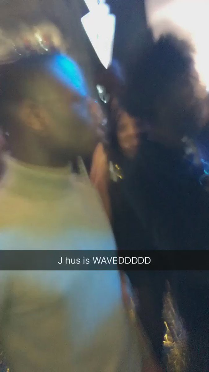 FAM PREE HOW WAVED @Jhus WAS LAST NIGHT