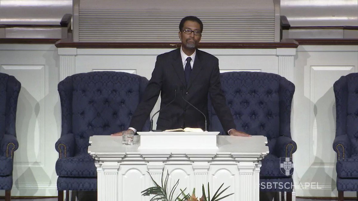 """""""This is Caesar, this is God; I'm on God's side."""" — @smithbaptist #sbtschapel https://t.co/UCIF3a3Uke"""