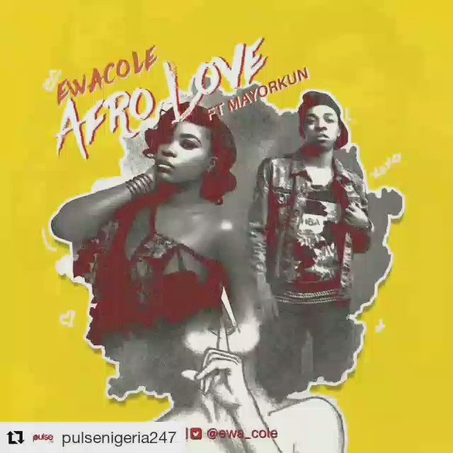 Hi guys,just dropped a single wit d awesome/talented singer @IamMayorKun download n listen   https://t.co/cB37dI48Dx https://t.co/O746PolaAm