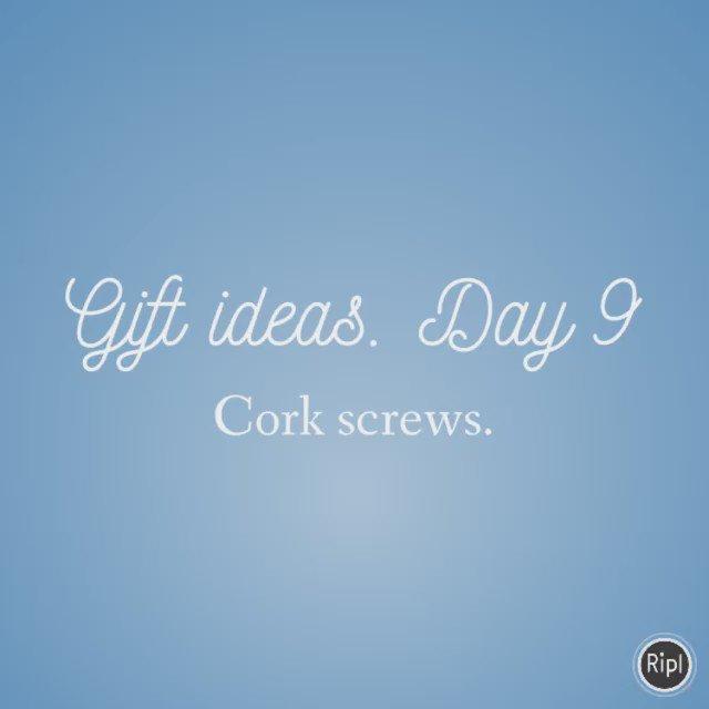 gifts corkscrew wine corkscrews christmasgifts diy via
